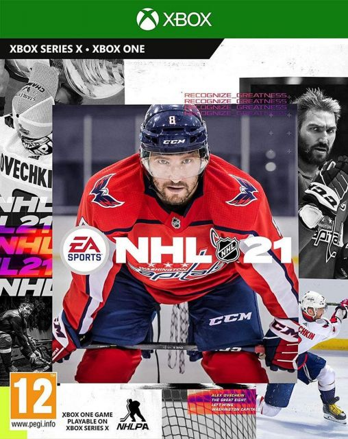 NHL 21 - Xbox One/Standard Edition
