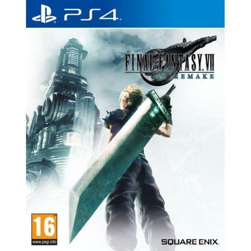 Final Fantasy VII Remake - PS4