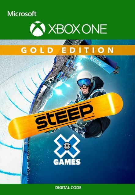 Steep X Games Gold Edition - Xbox one Instant Digital Download