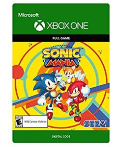 Sonic Mania - Xbox One Standard Edition - Digital Code