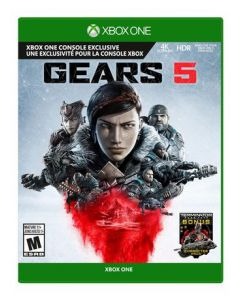 Gears of War 5 - Xbox One Standard Edition