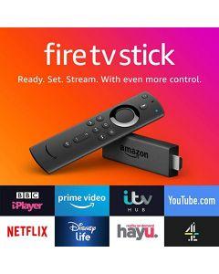 Amazon Fire TV Stick with Alexa Voice Remote (2019)