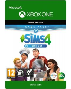 The Sims 4: Dine Out Game Pack - Xbox One Digital Code
