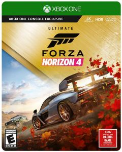 Forza Horizon 4 - Xbox One Ultimate Game - Digital Code