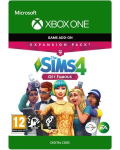 The Sims 4: Get Famous Expansion Pack - Xbox One DIgital Code