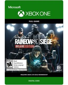 Tom Clancy's Rainbow Six Siege Deluxe Edition - Instant Digital Download