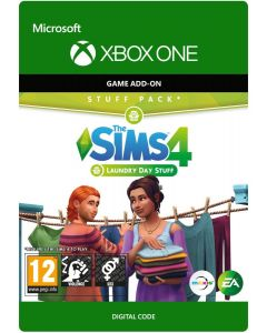 The Sims 4: Laundry Stuff Pack - Xbox One Digital Code