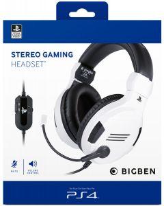 Official PS4 Stereo Headset V3 - White