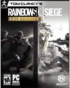 Tom Clancys Rainbow 6 Siege - Gold  PC Edition - Digital Code