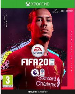 Fifa 20 Champions Edition (Worldwide) - Xbox One Digital Download License