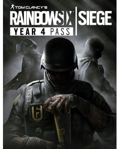 Tom Clancy's Rainbow Six Siege - Year 4 Pass - Year 4 Pass Worldwide PC Uplay Digital Code - DC