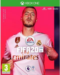 Fifa 20 - Xbox One Standard Edition (Disk)