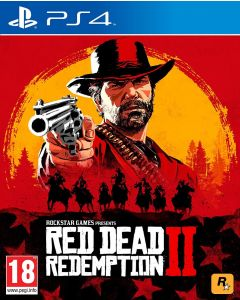 Red Dead Redemption 2 SONY PS4 Video Game
