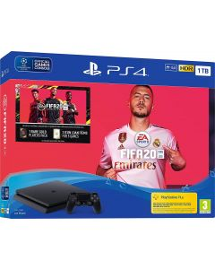 Sony PS4 1TB Console and FIFA 20 Bundle