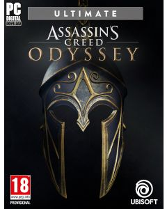 Assassin's Creed Odyssey - Ultimate Edition PC - Digital Code
