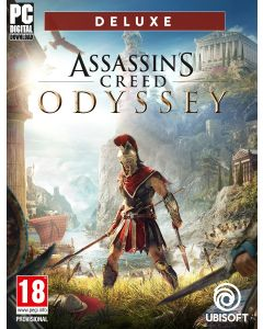 Assassin's Creed Odyssey - Deluxe Edition - PC Digital Code