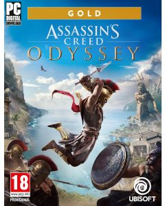 Assassin's Creed Odyssey - PC Gold Edition - Digital Code