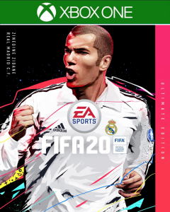 Fifa 20 Ultimate Edition (UK) - Xbox One Digital Download License