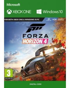 Forza Horizon 4  Standard Edition Xbox/PC Game Worldwide - Instant Digital Download