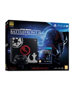 SONY PlayStation 4 Pro & Star Wars Battlefront II - Deluxe Limited Edition