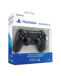 SONY PS4 Dualshock Controller - Jet Black (V2)