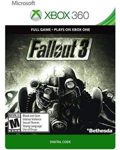 Fallout 3 XBOX 360 digital code
