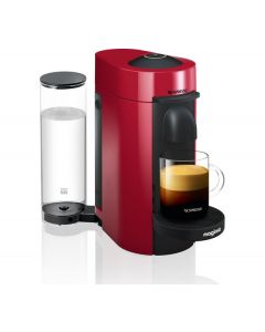 Nespresso Magimix VertuoPlus M600 Coffee Machine - Piano Red