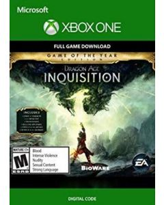 Dragon Age: Inquisition: Game of the Year - Worldwide Xbox Digital Code DC