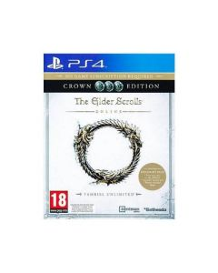 Elder Scrolls Online, The: Tamriel Unlimited -PS4