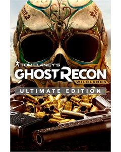 Tom Clancy's Ghost Recon Wildlands Ultimate Edition| Worldwide PC Uplay Digital Code -DC