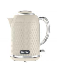 Breville Jug Kettle 1.7L - Vanilla Cream