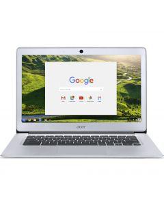 """ACER CB3-431 14"""" Chromebook - RAM: 4 GB / Storage: 32 GB eMMC - Silver"""