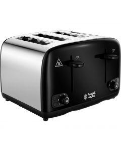 RJ Hobbs Cavendish Toaster - Black
