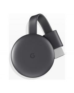 GOOGLE Chromecast - Third Generation - Charcoal