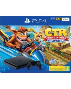 PlayStation 4 with Crash Team Racing - 500 GB