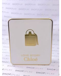 Chloe Love Story Eau De Parfum 50ml and Body Lotion 100ml Gift Set